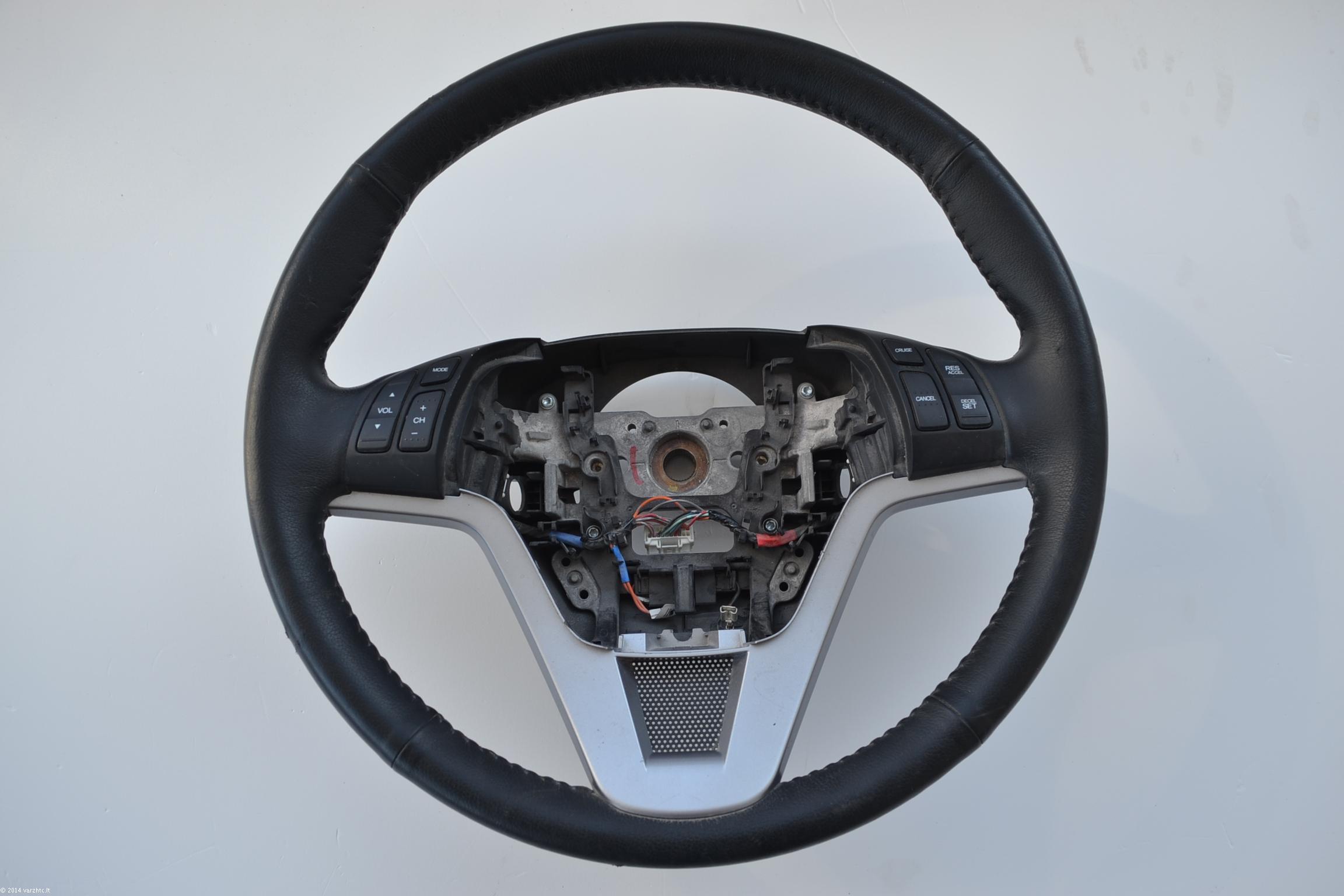 honda crv cr v 2008 steering wheel multi function cruise control ebay. Black Bedroom Furniture Sets. Home Design Ideas