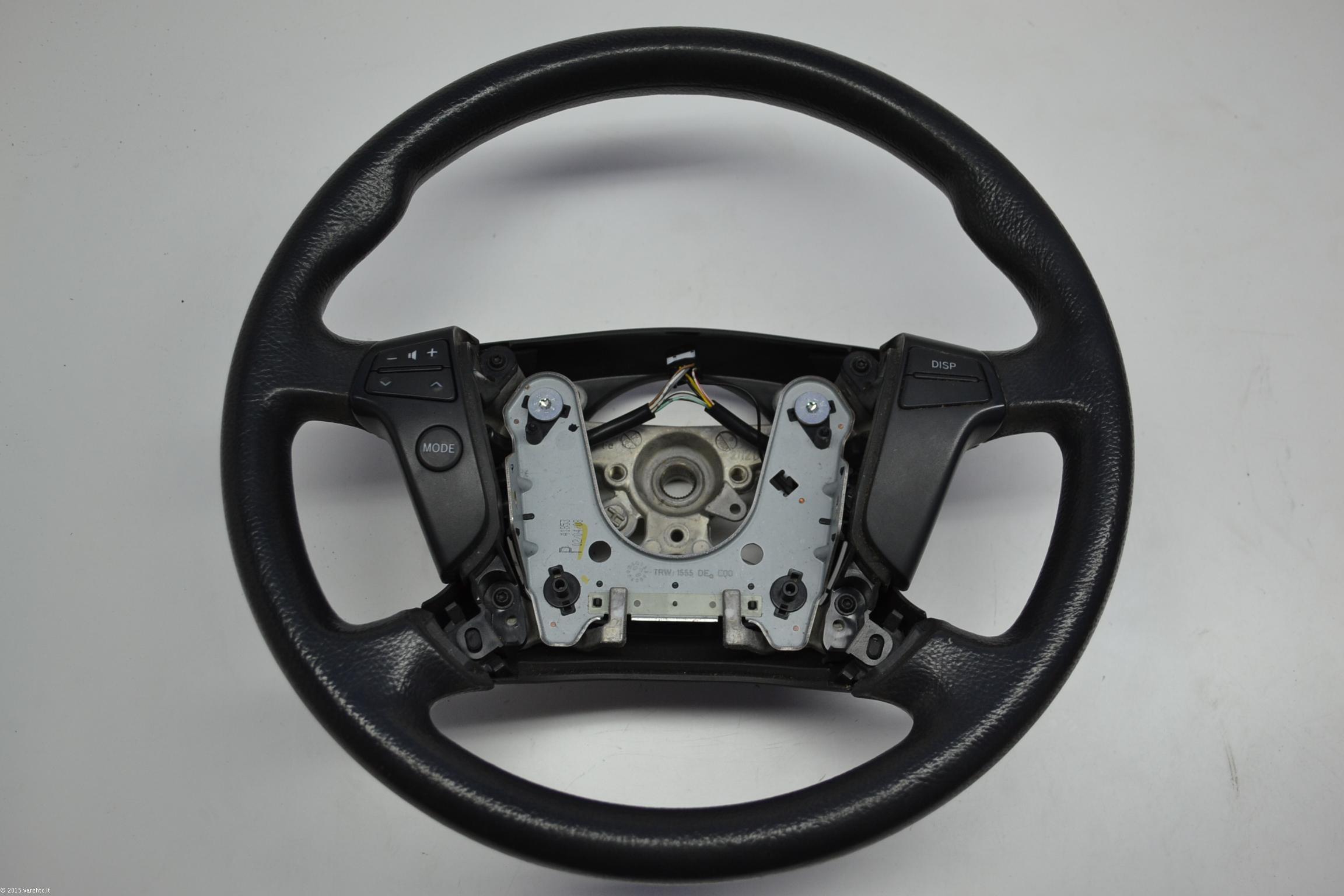 toyota avensis 2006 steering wheel multi function trw1555de rhd. Black Bedroom Furniture Sets. Home Design Ideas