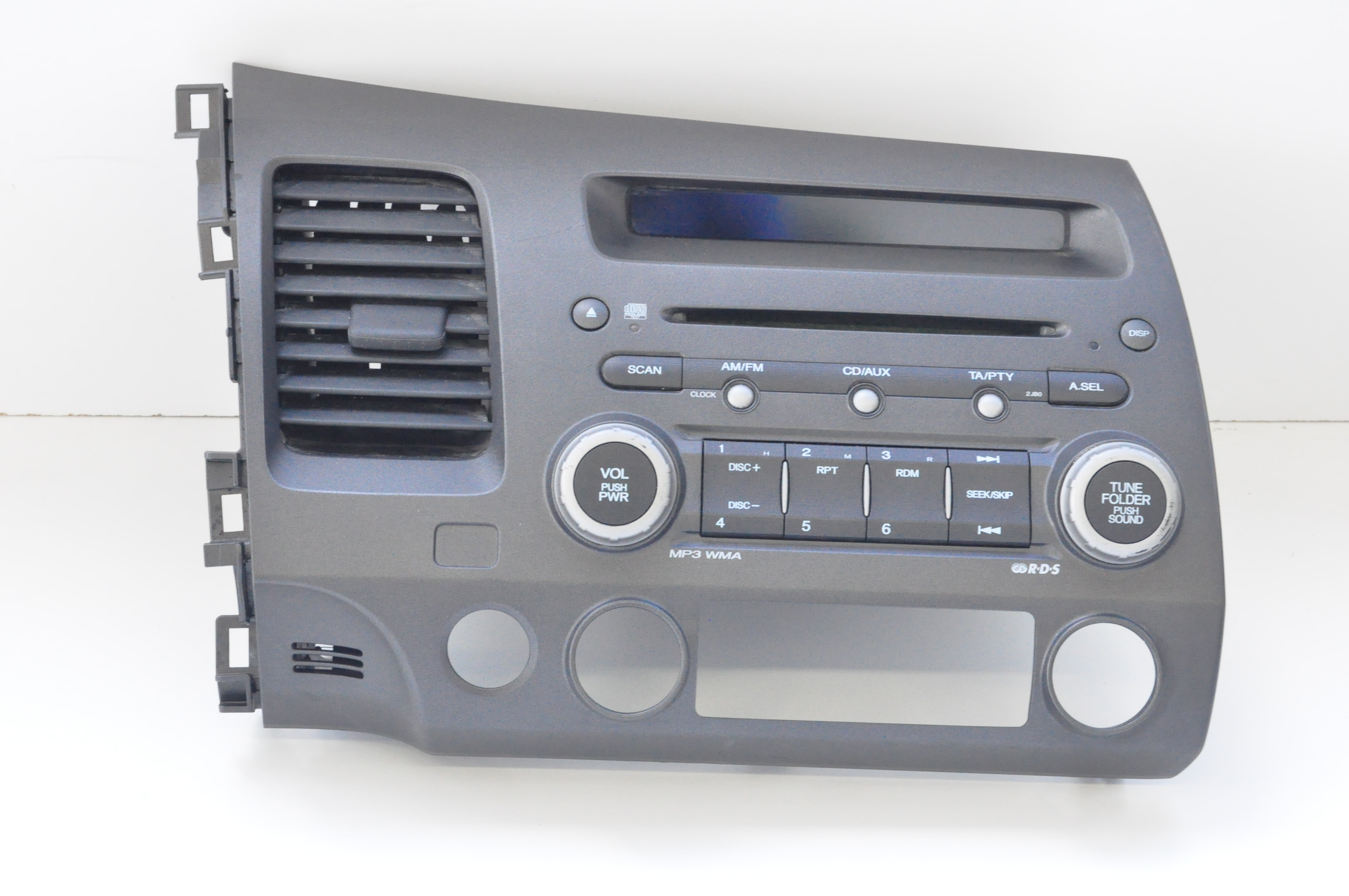 honda civic 2008 lhd radio cd player head unit 39100 sna. Black Bedroom Furniture Sets. Home Design Ideas