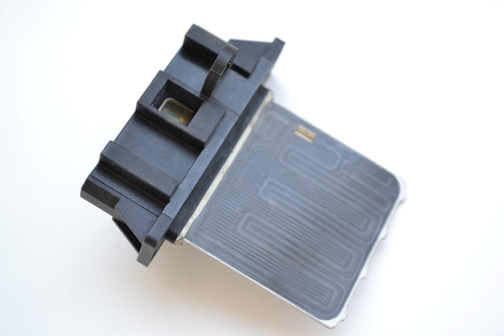 Nissan x trail 2004 fan heater blower motor resistor for Fan motor for heater