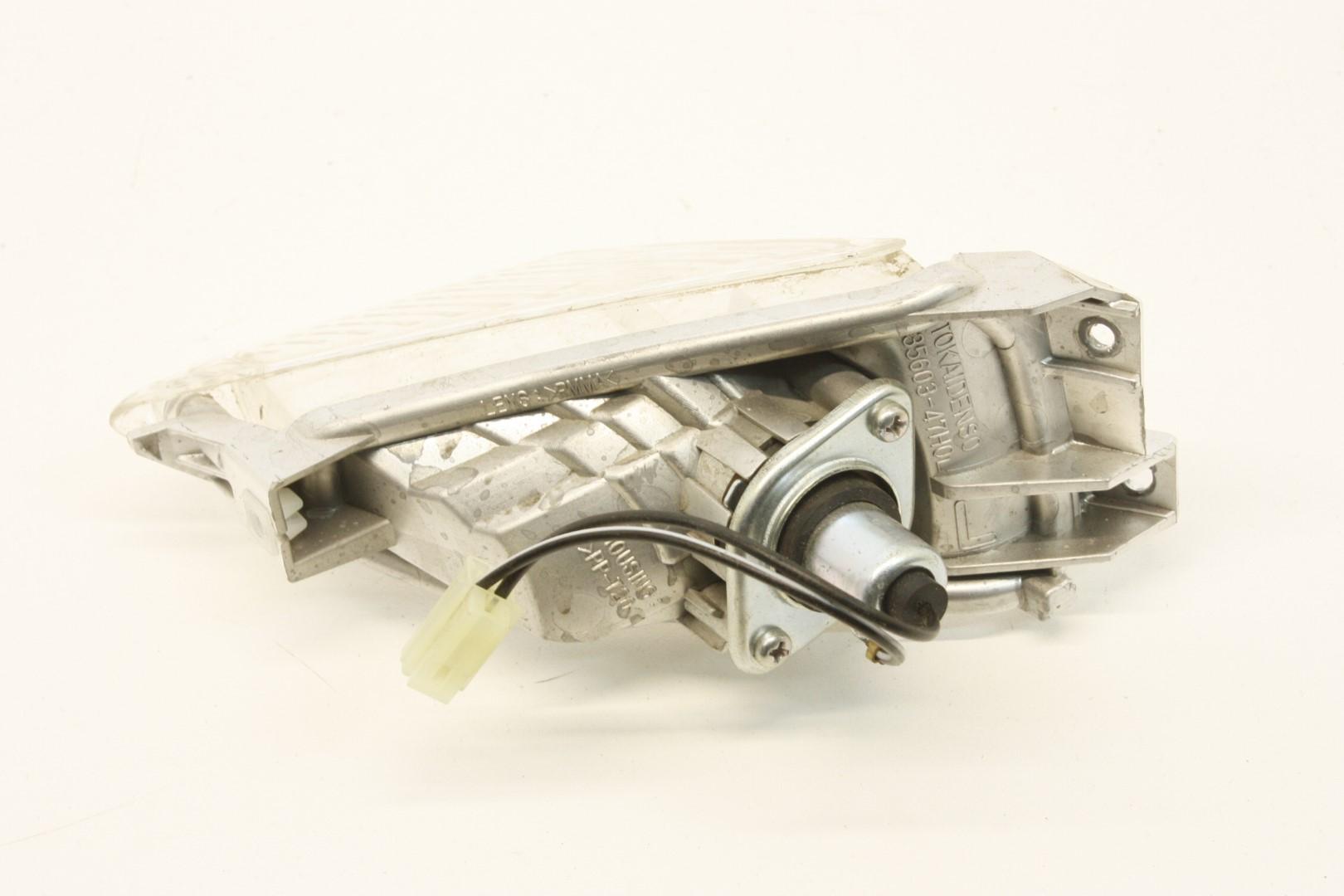 2013-SUZUKI-GSXR-600-REAR-LEFT-SIDE-TURN-SIGNAL-INDICATOR thumbnail 5