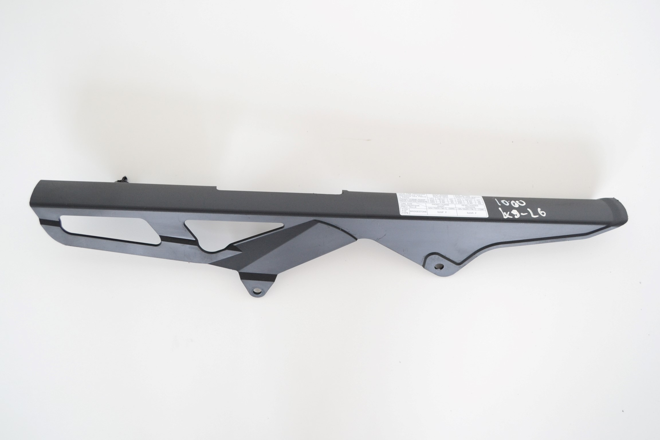 "Protection de chaîne suzuki GSXR 1300 B-King /""clean/"""