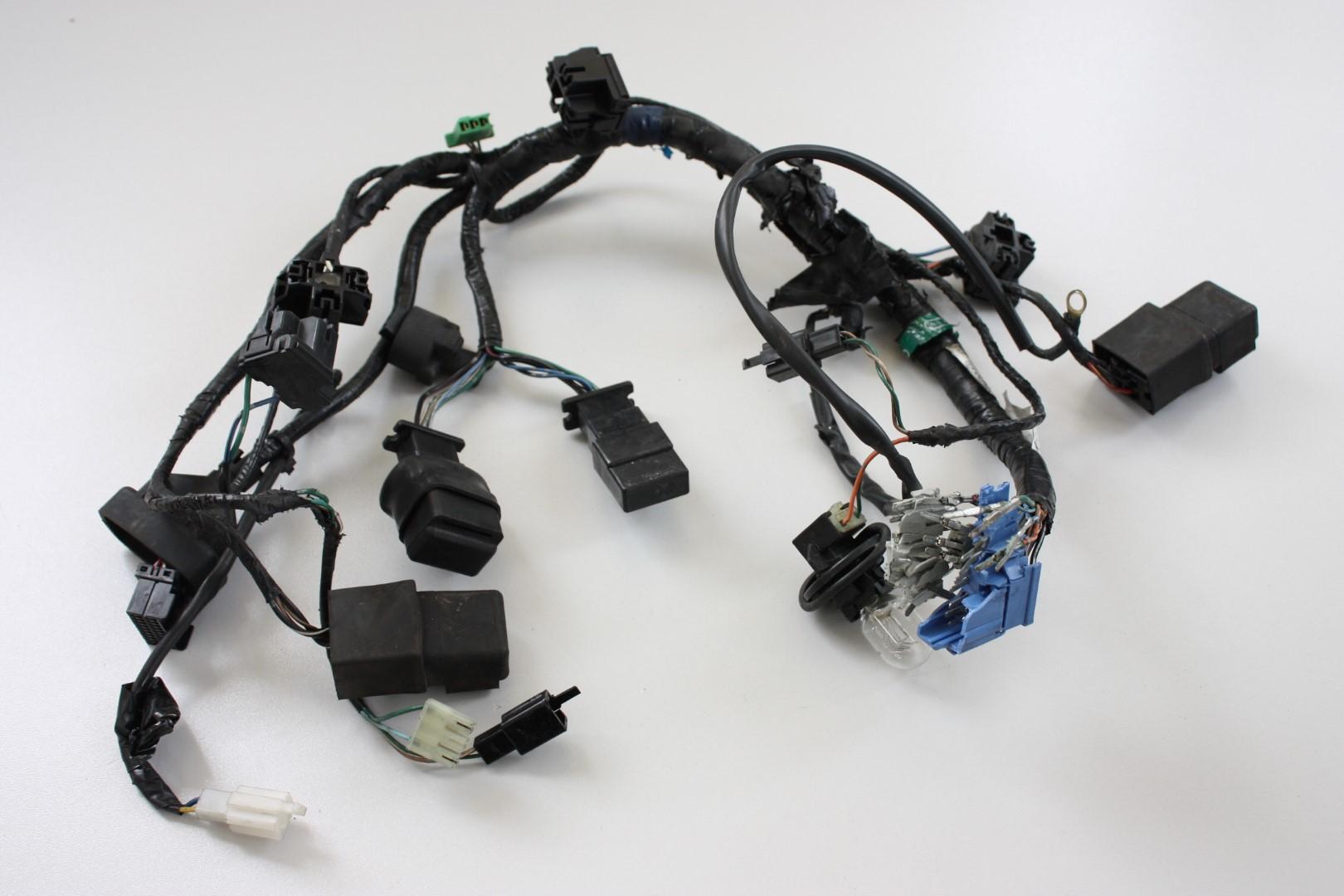 2006 Honda Vfr 800 Speedo Headlights Wiring Loom Harness