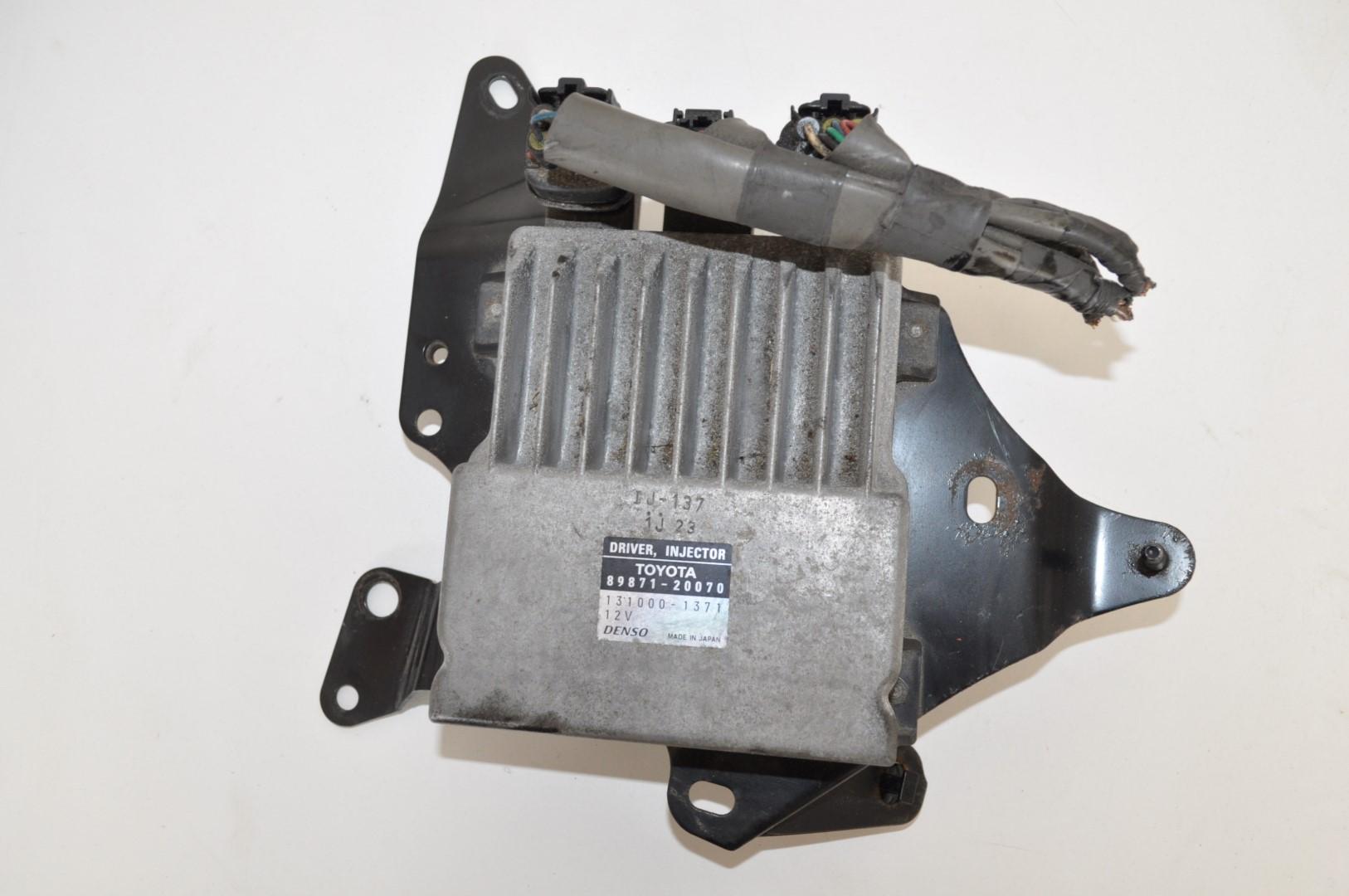 LEXUS IS 220D DRIVER INJECTOR ECU 89871-20070 2005-2010